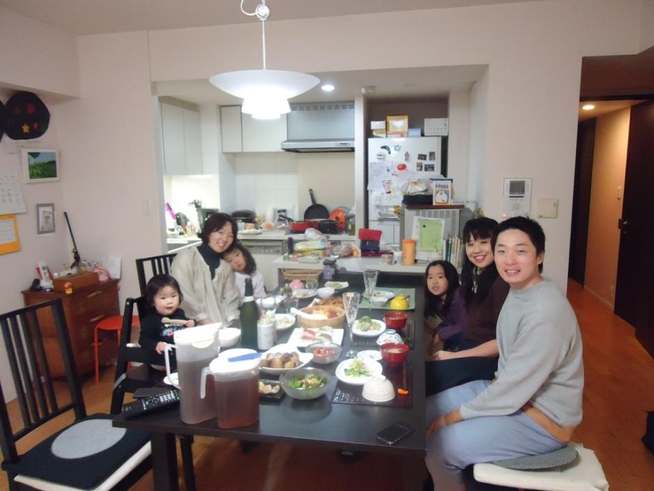 世界中の旅人と食卓を囲むNagomi Visit |香港からのホームビジット