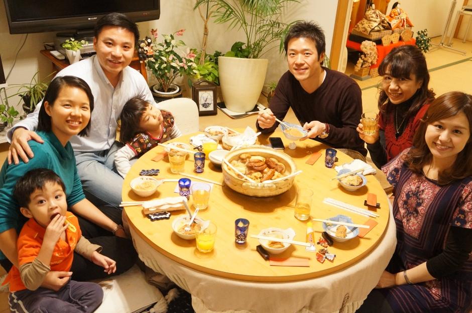 世界中の旅人と食卓を囲むNagomi Visit|シンガポールからのホームビジット