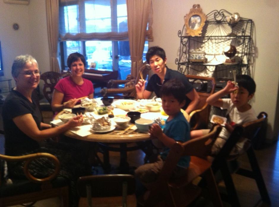世界中の旅人と食卓を囲むホームビジット|アメリカからのホームビジットアメリカからのホームビジット