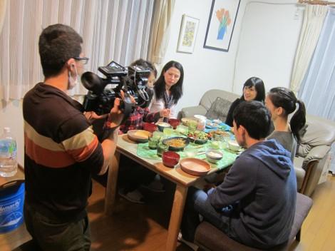 3月末にフィンランドから参加されたゲストと東京にお住まいのホストの様子を取材していただきました。
